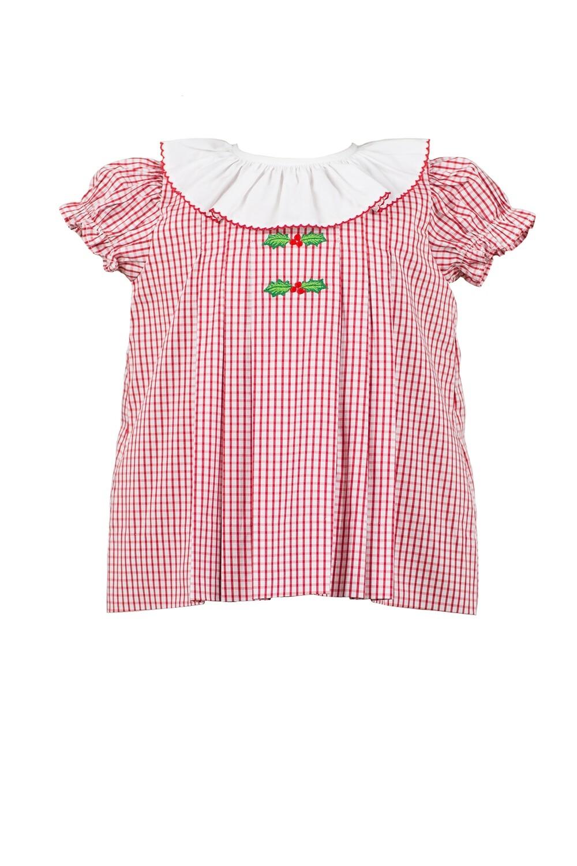 Garnet Holly Dress