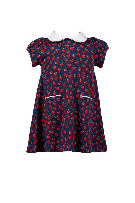 Archer Apple Dress