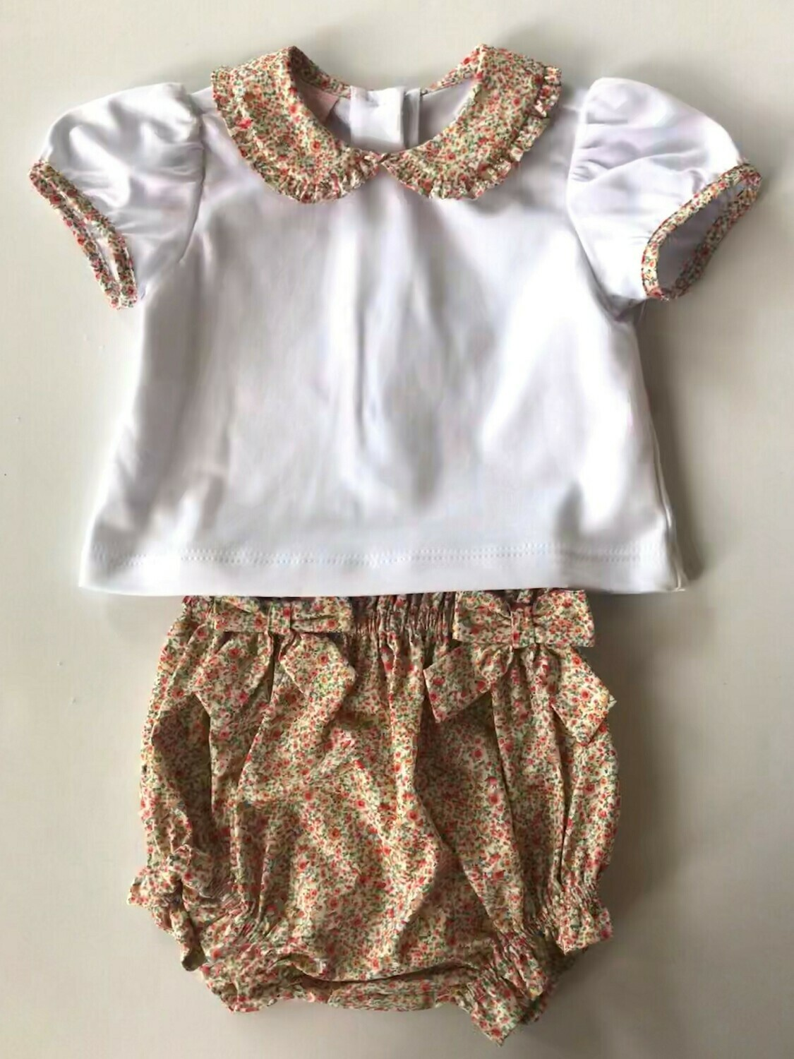 Liberty Bloomer Set