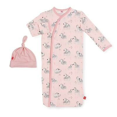 Modal Magnetic Sac Set Pink Little One