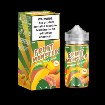 Fruit Monster Mango Peach Guava 100ml