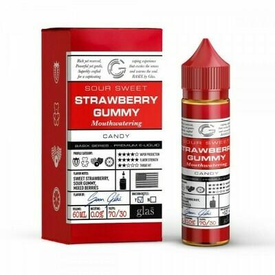 Glas Basix Strawberry Blast 60ml