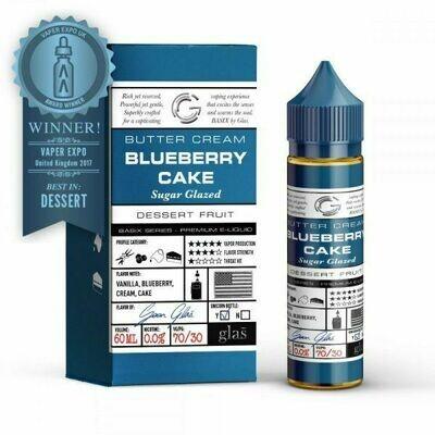 Glas Basix Blueberry Cake 60ml