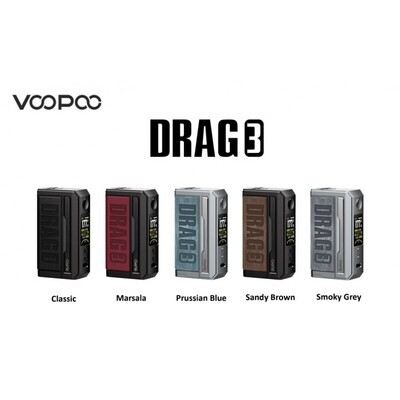 Voopoo Drag 3 (Mod Only)