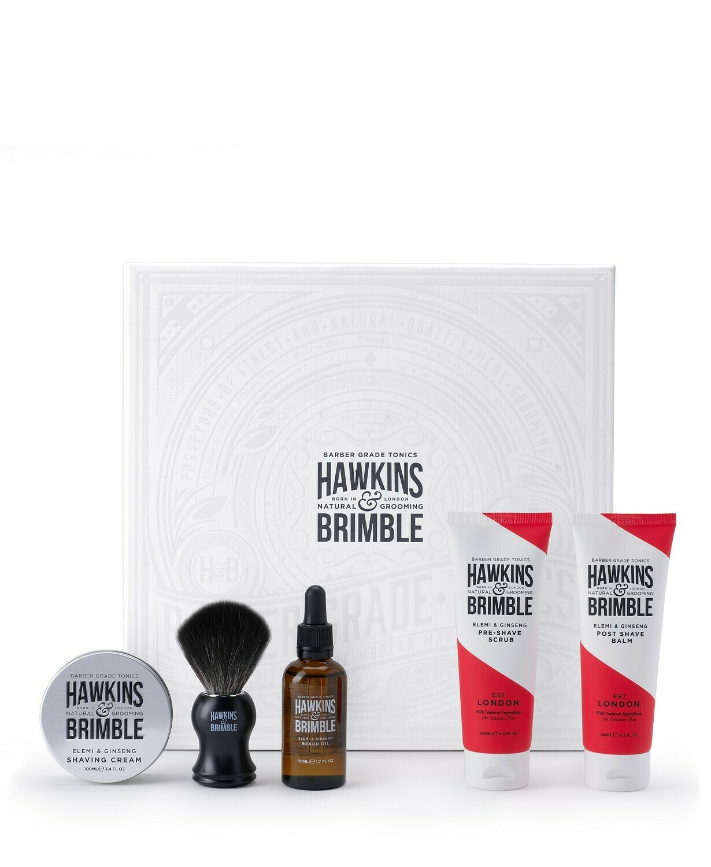5pc Hawkins and Brimble Grooming Gift set