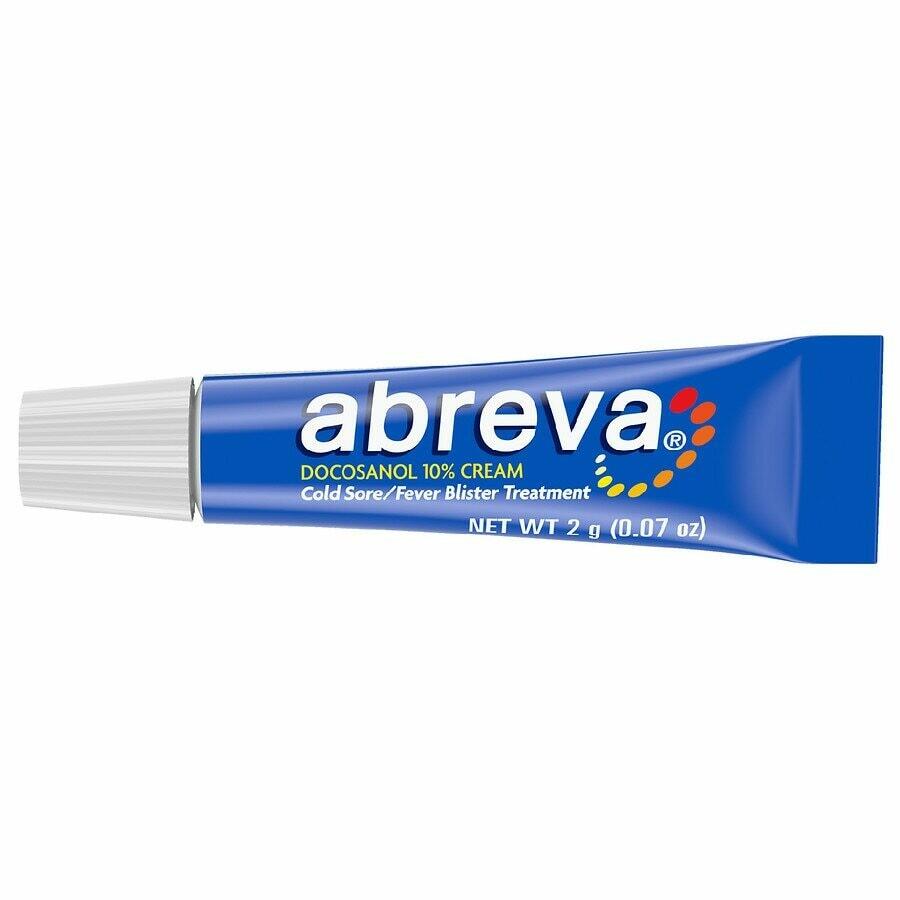 ABREVA COLD SORE CR ON-T-G 2GM