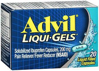 ADVIL LIQGEL 200MG          40