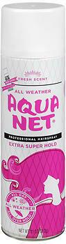 AQUA NET HSPRY AER X/SUP   11Z