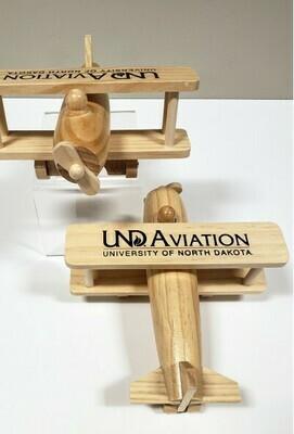 Wood Biplane