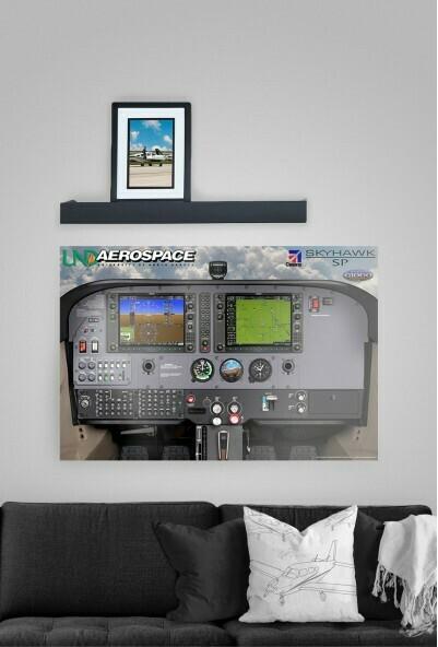Cessna 172 Skyhawk Poster