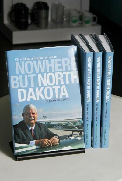 Nowhere But North Dakota Book