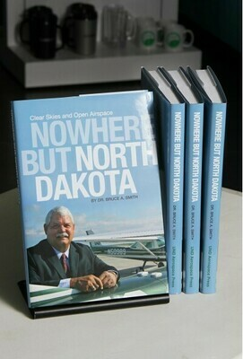 Nowhere But North Dakota Book