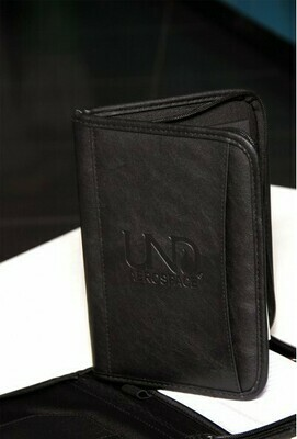 Jr Zippered Padfolio