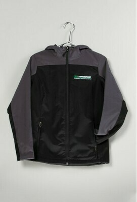 Ladies PA Hooded Jacket