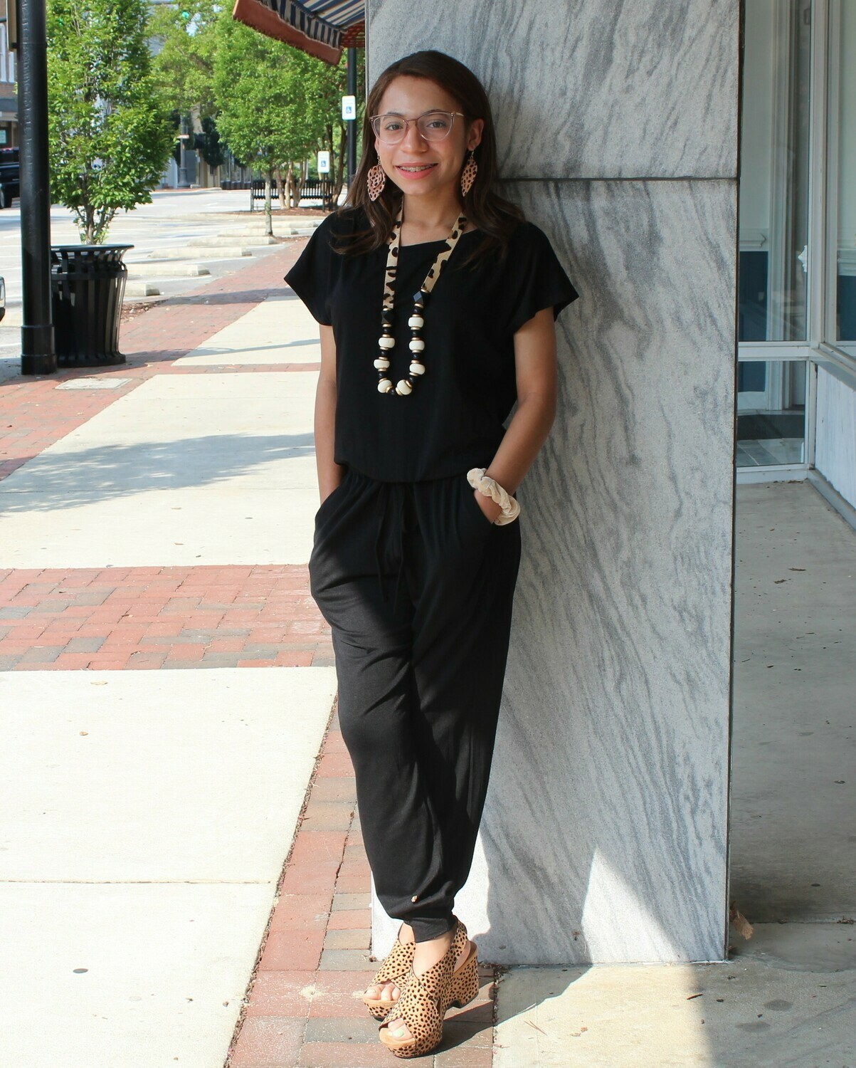 Girly Missy Jumpsuit