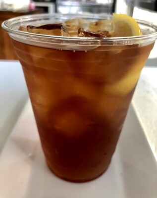 Iced Tea (Unsweetened)