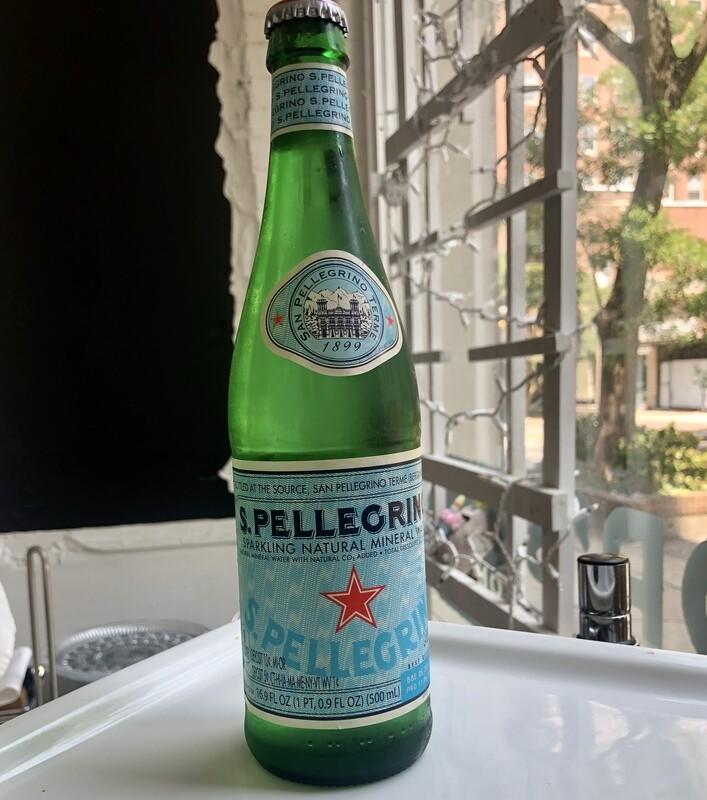 San Pel Sparkeling Water (.5L)