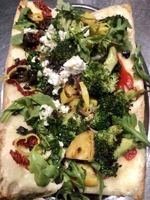 The Vegetarian Supreme