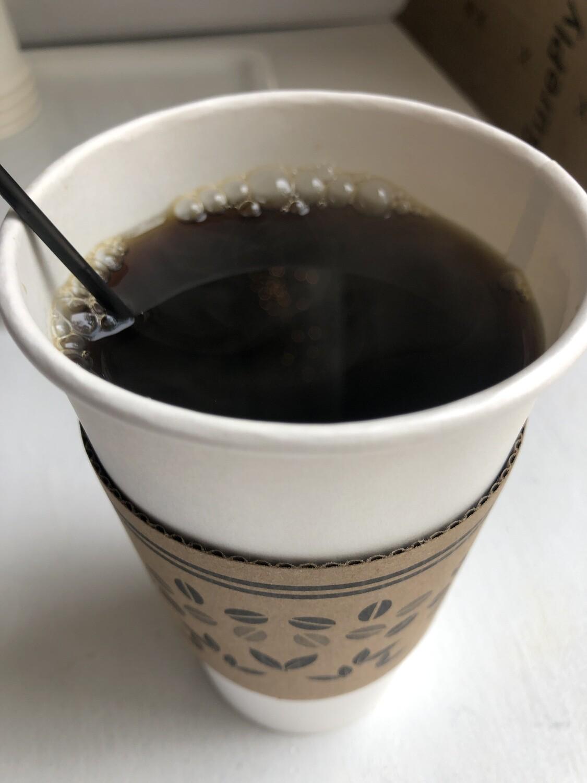 Pop's Blend Hot Coffee