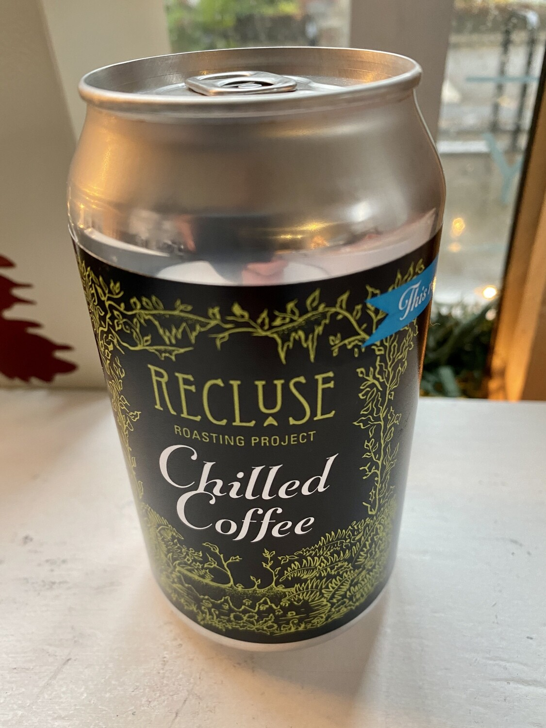 Recluse Chilled Coffee