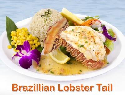 2 Brazilian Lobster Tail