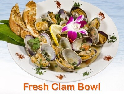Clam bowl
