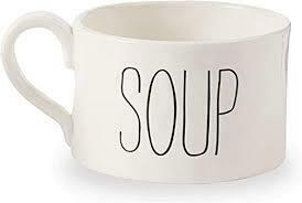 Mud Pie Bistro Soup Mug