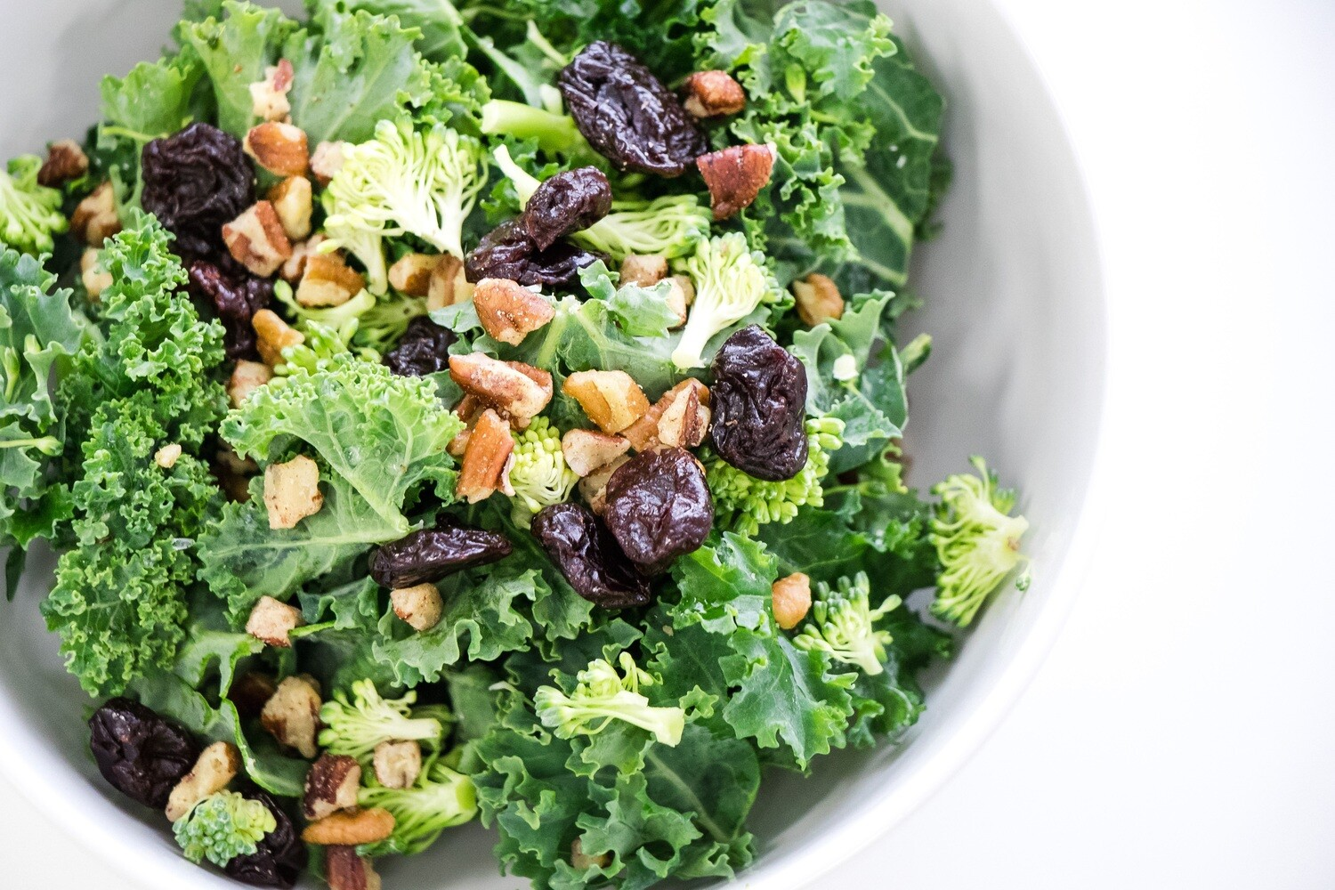 Kale & Broccoli Salad
