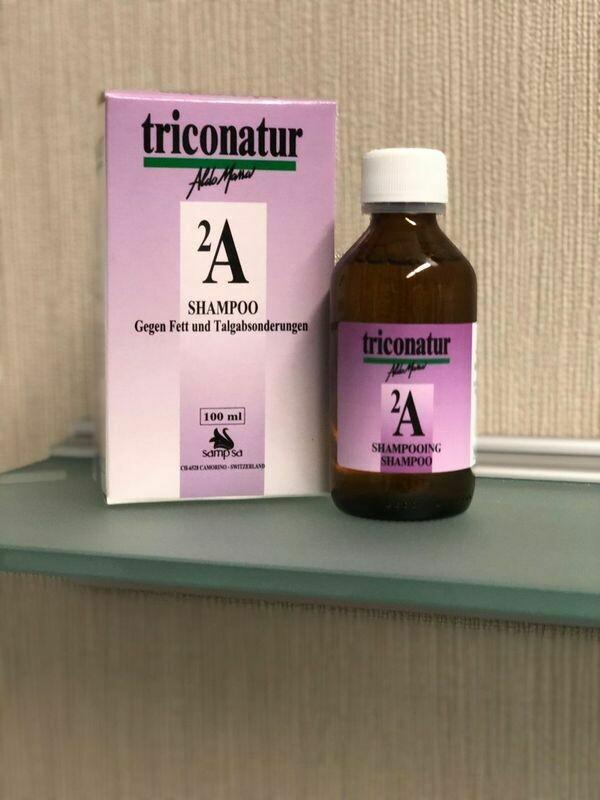 Triconatur Shampoo 2A 100 Ml
