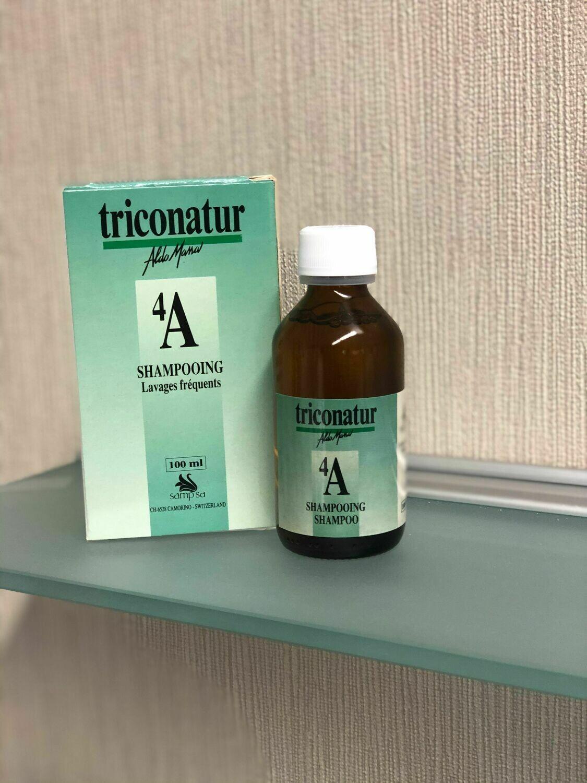 Triconatur Shampoo 4A 100 Ml