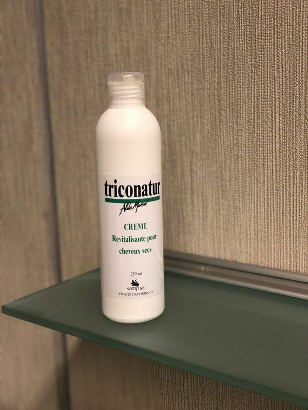 Triconatur Revitalisierende Creme 250 ml
