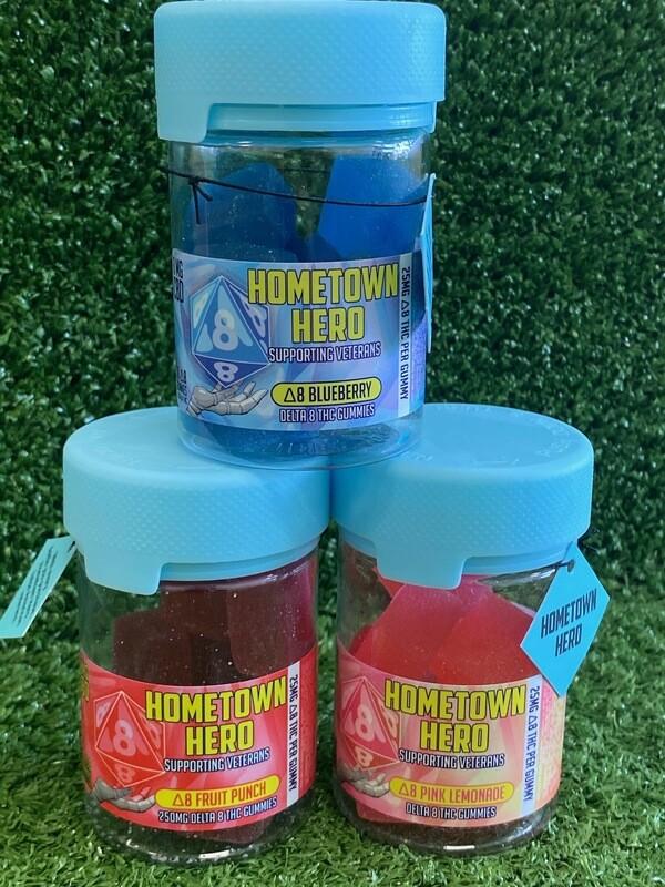 Delta 8 Gummies - HH
