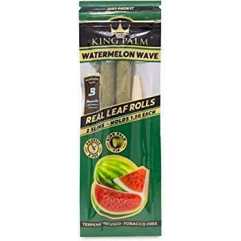 King Palm Real Leaf Rolls