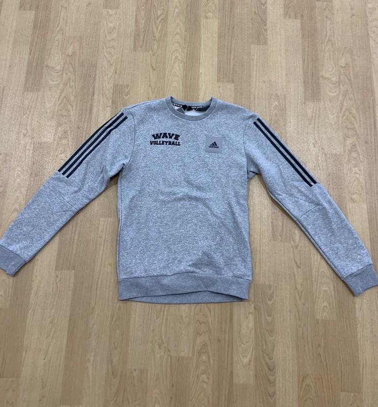 Adidas Crew Neck Sweatshirt (Unisex sizing)