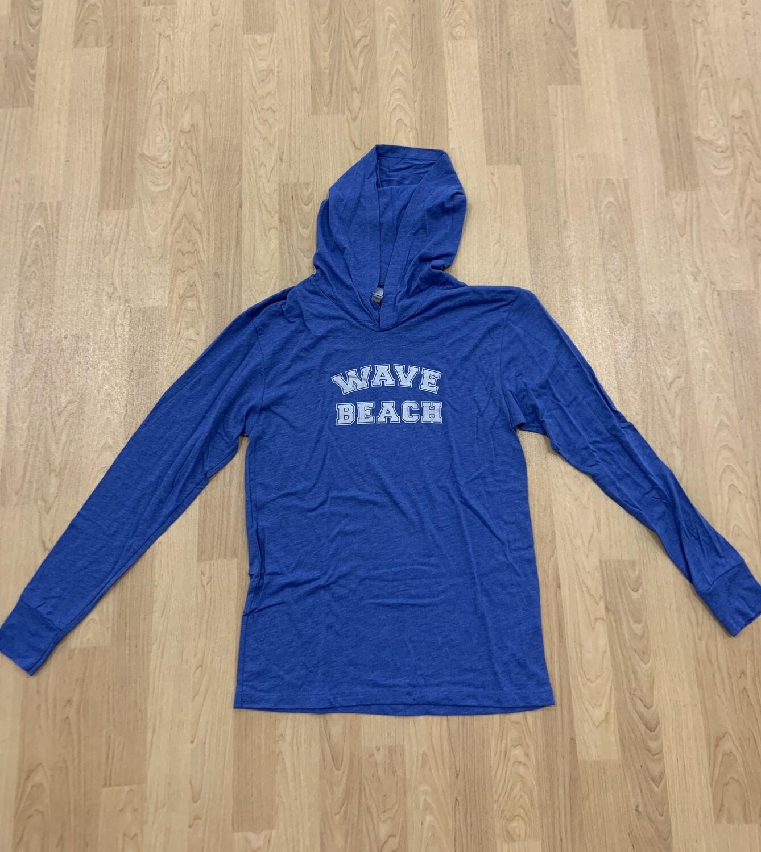 Beach Long Sleeve Hoodie