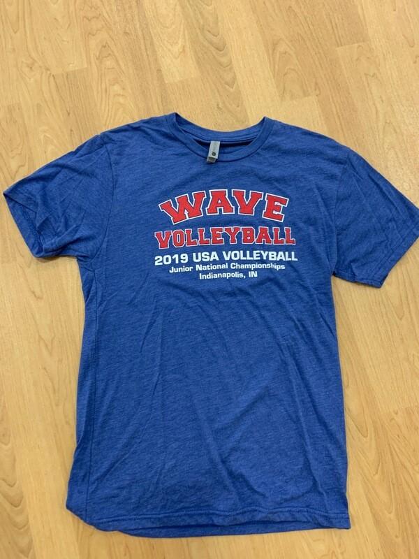 Indoor 2019 Nationals Shirts