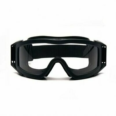 Pyramex Loadout Thermal Goggles - Clear