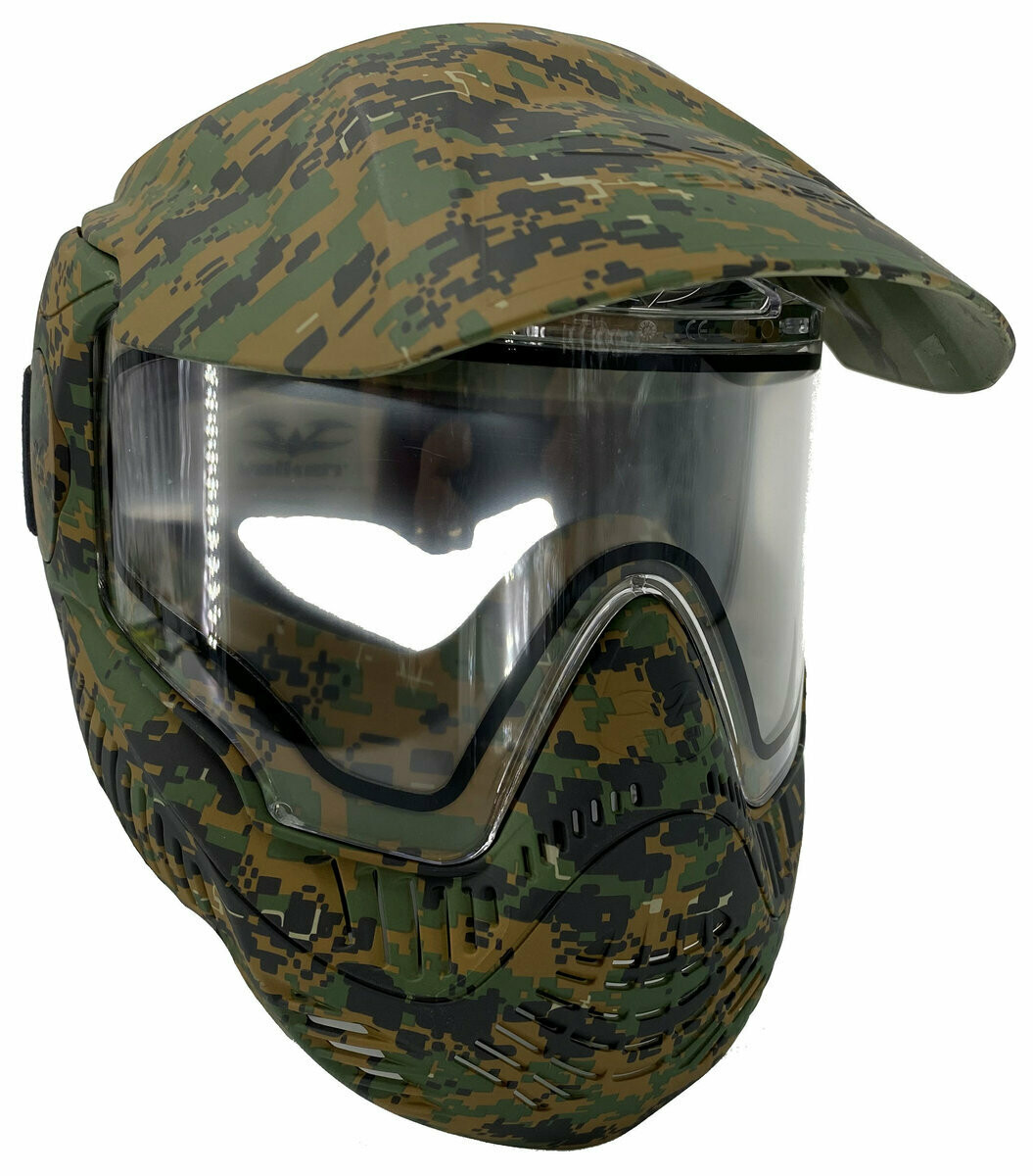 Valken MI-7 Goggle/Mask with Thermal Lens with Cover