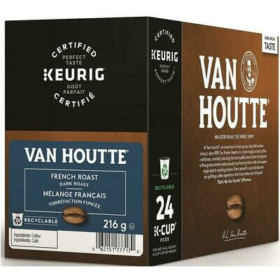 Van Houtte French Roast K-Cups - 300 count
