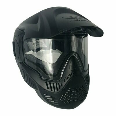 Valken Paintball MI-3 Field Goggle/Mask with Dual Pane Thermal Lens