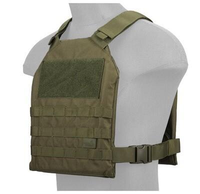 Lancer Tactical Plate Carrier (1000D Nylon)