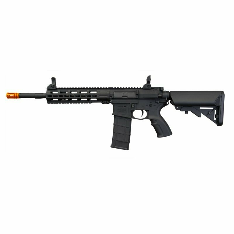 Tippmann Commando Carbine 14.5in Airsoft Gun - Black