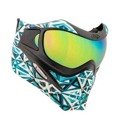 VForce Grill SE Paintball Mask - Aqua Angler