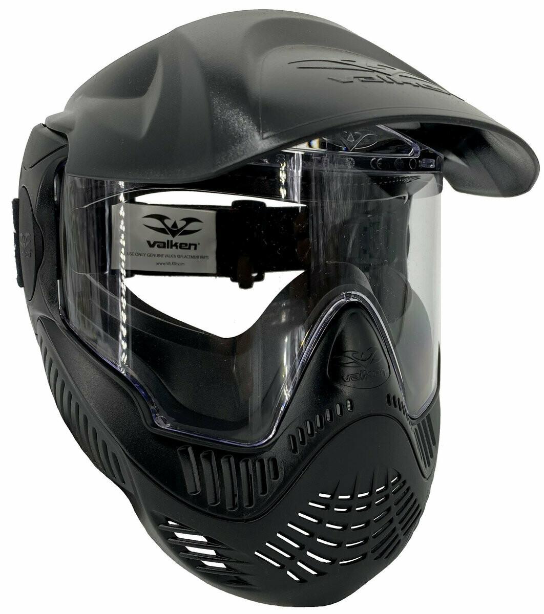 Valken Paintball MI-3 Field Goggle/Mask Single Lens