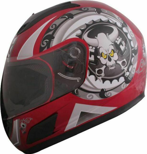 PHX Velocity 2 - Toro, Gloss Red, XXL
