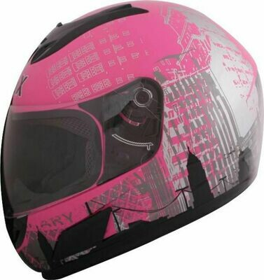 PHX Velocity 2 - City Girl, Gloss Pink, XXL