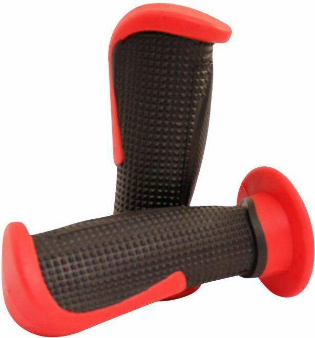 Throttle Grips - Tapered, Red 70D1845RD