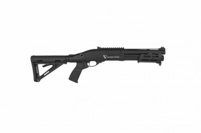 Matador CSG MAX Tactical Shorty Gas Shotgun - Black