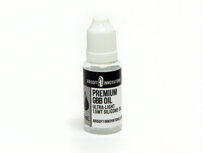 Airsoft Innovations Ultra-Light Premium GBB Silicone Oil