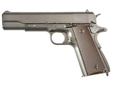 KWC 1911a1 Gas Blowback Pistol
